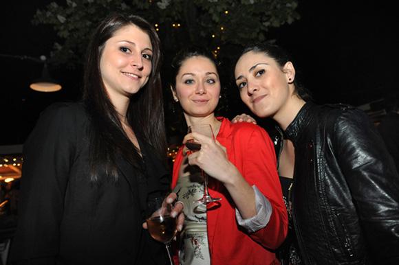 13. Laurie, Stéphanie et Blandine