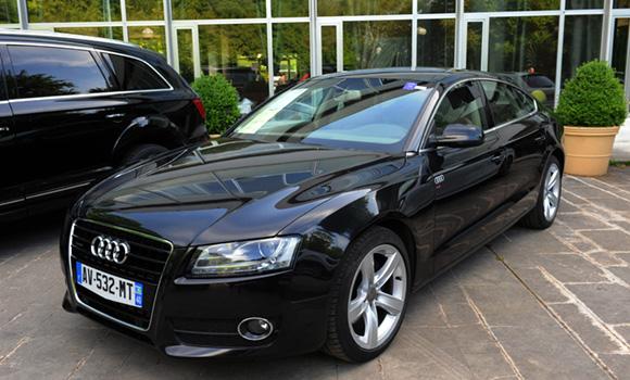 14. Audi A5 Ambition luxe 3.0 TDI, 2010, adjugé 23 000 euros