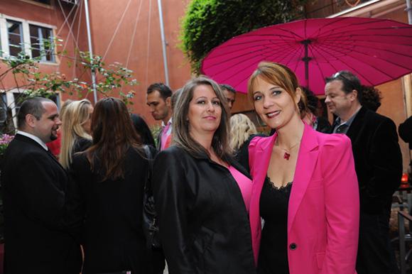 17. Christine Vialatte (Bureau Veritas) et Laetitia Grogand (Primavista)