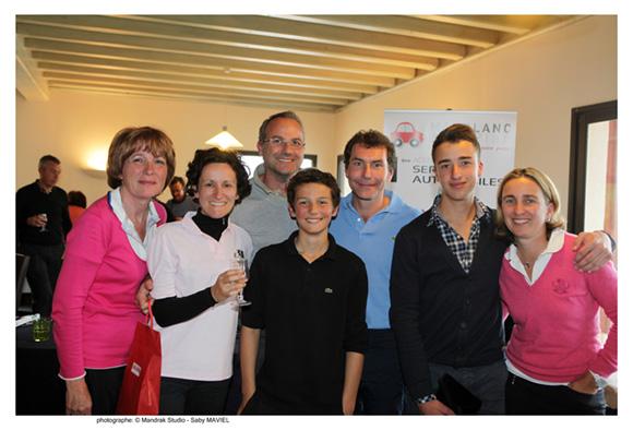 17. Joe, Alex, Emanuel, François, Arnaud, Victor et Alexandra