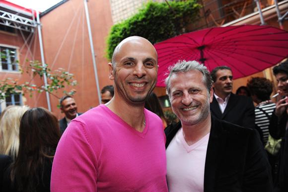 18. Tony Calabro (Grand Lyon) et Bruno Cardinali (Visiativ)