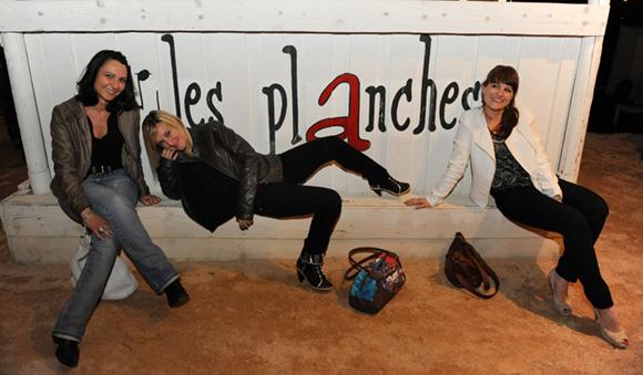 18. Anne-Cécile, Sophie et Nadège