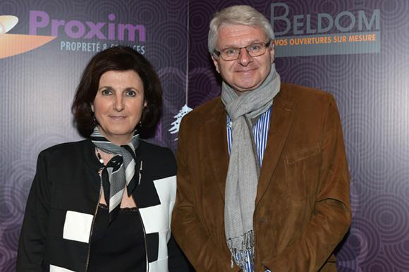 19. Philippe et Marie Goetzmann (Crédit Mutuel)