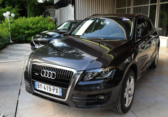 19. Audi Q5 Quattro V6, 3.0, TDI, 36 893 kms, 2011, adjugée 34 500 euro