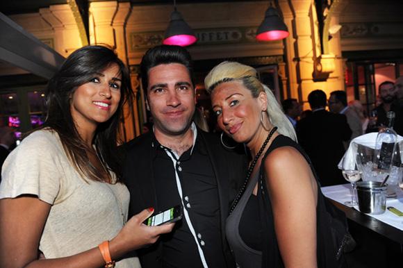 19. Sanae, Fabrice et Nadia