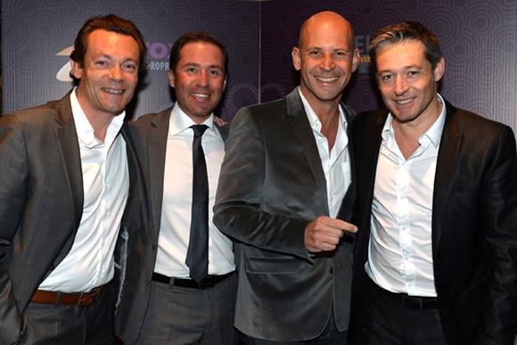 20. Nicolas, Alexandre, Yann et Christophe