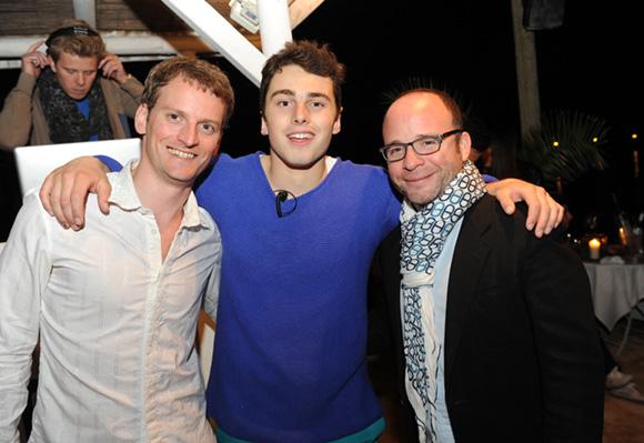 21. Fred, Arthur et Fabien