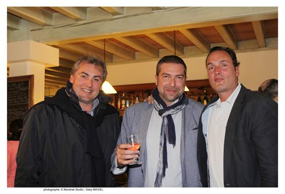 21. Pascal Lancrenon, David Rorigez (General Electrique) et Frédéric Frerejean (Cabinet Axa Frèrejean)