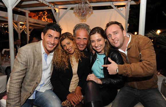 24. Johan, Zaira, Emilio, Val et Olivier