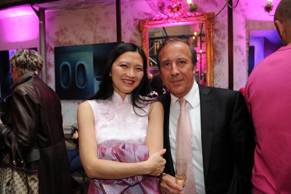 24. Nam Nguyen (Brand It) et Eric Pecoud (Café Folliet)