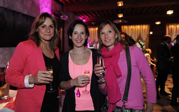 26. Sylvie Pelen (La Tour Rose), Sandrine Philippe et Christine Blachere (Anjalys)