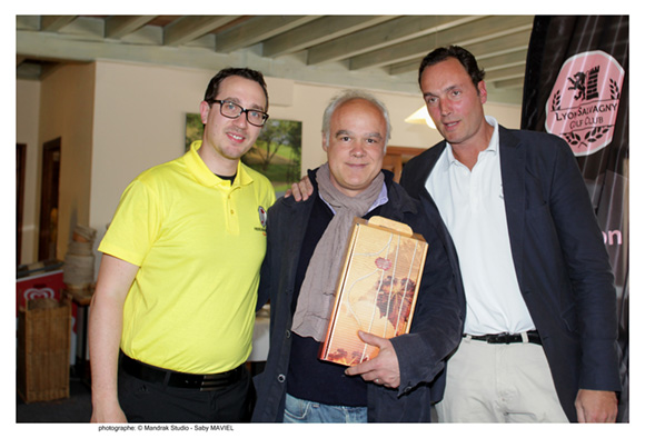 29. Maxime Visseaux (HSBC Private Bank), vainqueur du concours de drive