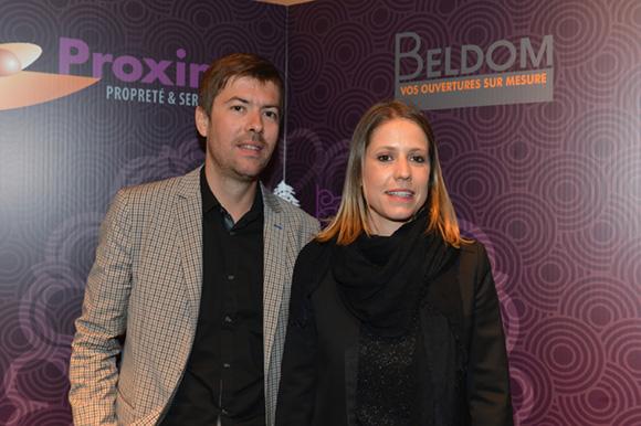 29. Yann Feminier (Medef) et Claire Bourgeois (Neowi)