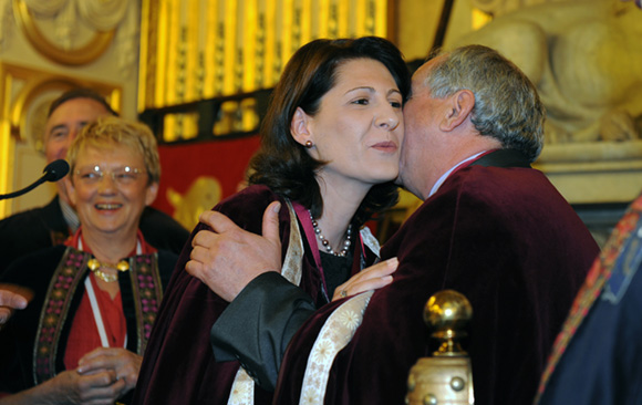 31. Gabriela Dancau, consul de Roumanie