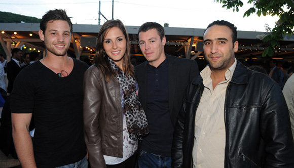 3. Flavien, Rochel, Bruce et Sofyen