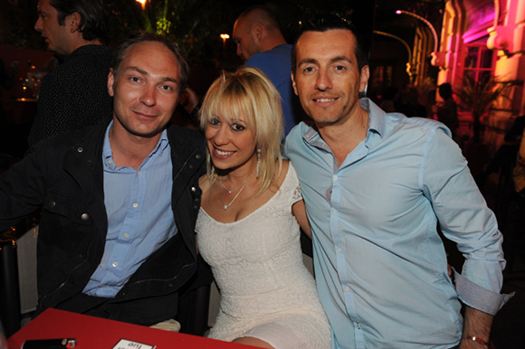 32. Charly, Christelle et Thierry