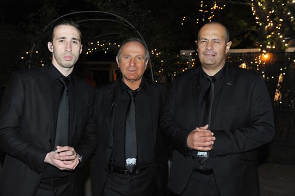 34. Fabien, Gérard et Guillaume