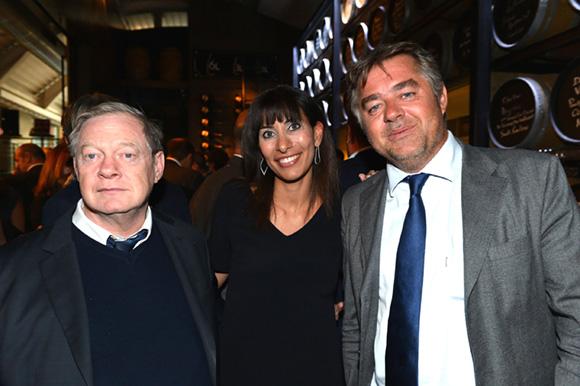 34. Gilles Buna, Rima et Jean-Christophe Laorose (Groupe Cardinal)