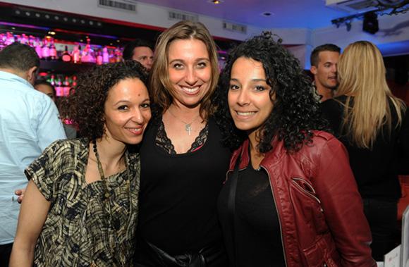 35. Sabrina, Val et Linda