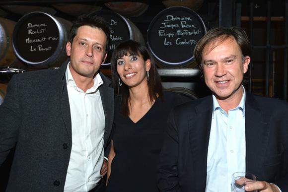 35. Stéphane, Rima et Michel