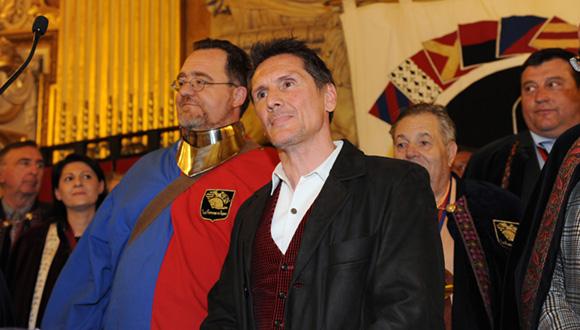 37. Didier Laval, maitre d'armes