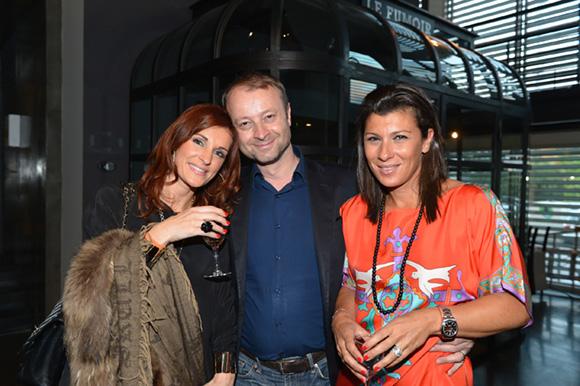 37. Delphine, Marco (Lyon People) et Sophie