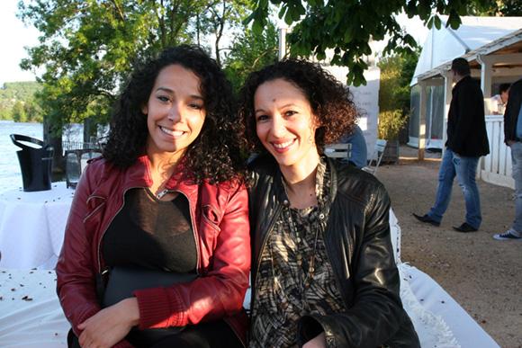 38. Linda et Sabrina