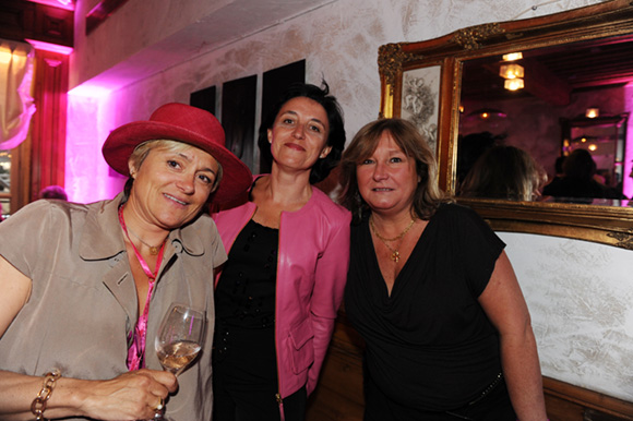 39. Rosette, Christelle et Sophie