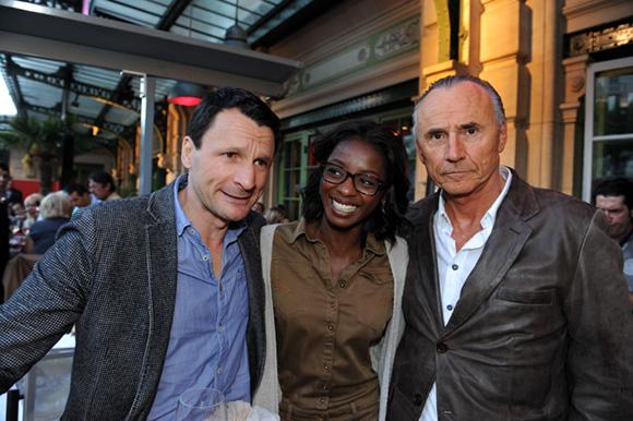 4. Hervé, Mélanie et Gilbert