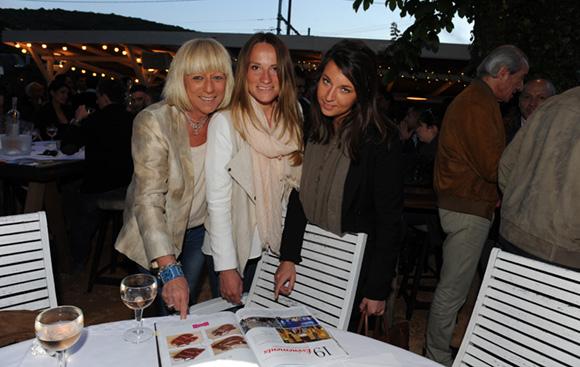 4. Christine, Véronique et Jennifer