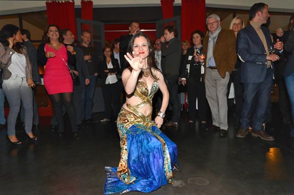 43. La danseuse Imayane (Centre culturel Artesya)