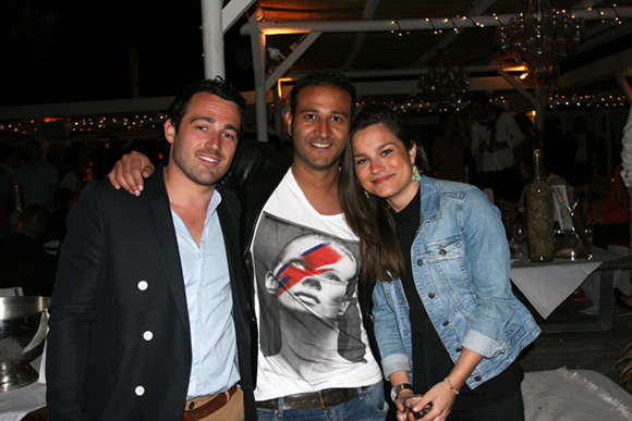 50. Anthony, Philippe et Astrid