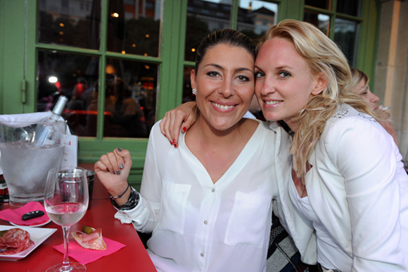 5. Audrey et Marine