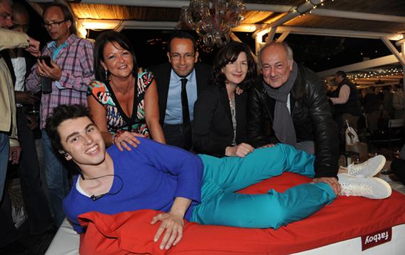 5. Magalie, Adel, Nadine, Alain et Arthur