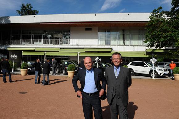 5. Maitre Jean-Claude Anaf et Maitre Jean Martinon