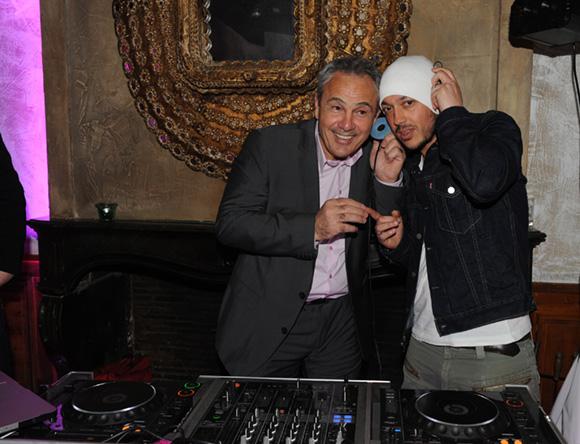 6. Alain Dinc et DJ Esko