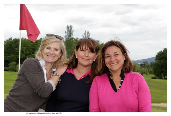 6. Véronique Gaston-Breton (Amimo), Jocelyne Caty-Gomez (Transport Gomez) et Corine Givadinovitch (Axa Gestion privée)