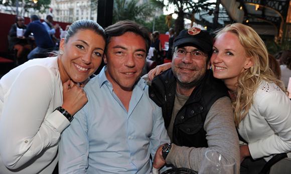6. Audrey, Vincent, François et Marine
