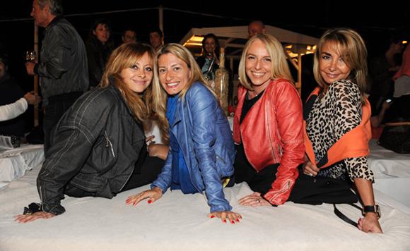 6. Aline, Ida, Anna et Nicole