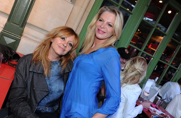 7. Aline et Delia