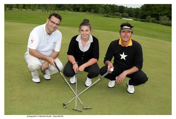 8. Eric Poulet, Diane Champonois et Gilles Vachez  (Marc Alan Coiffure)