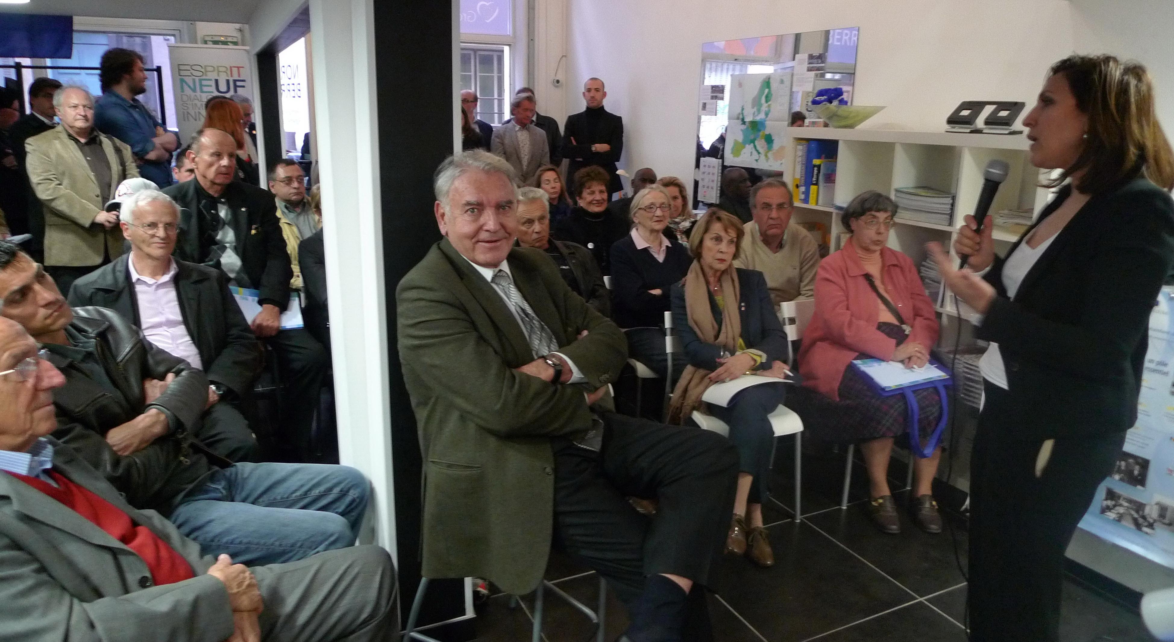 Jean-Michel Dubernard quitte Berra pour Havard