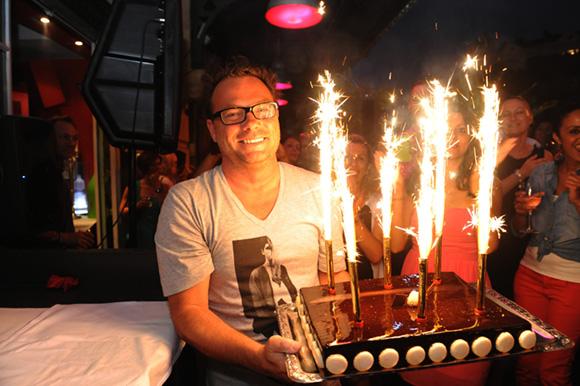 Pierre-Yves Gas souffle les 15 bougies de Proxi'Com