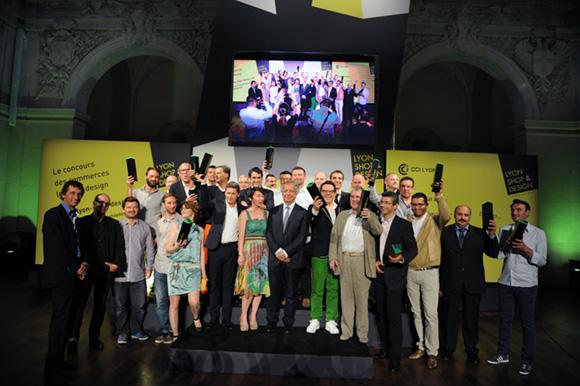 Lyon Shop & Design. Six lauréats pour l'édition 2013