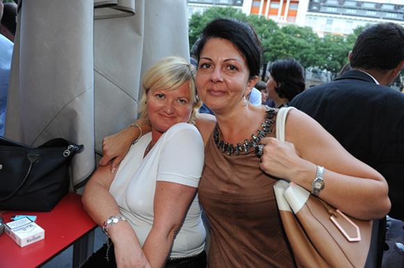 10. Pascale et Nathalie