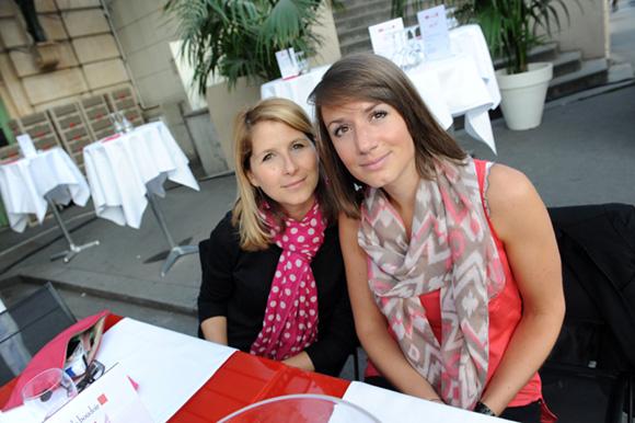 10. Géraldine et Pauline