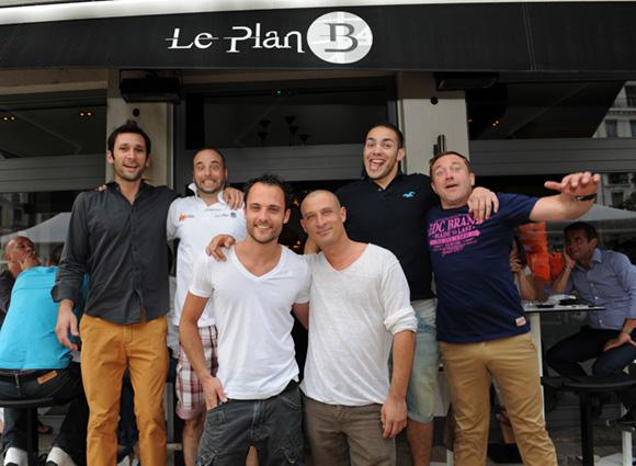 1. L'équipe du Plan B