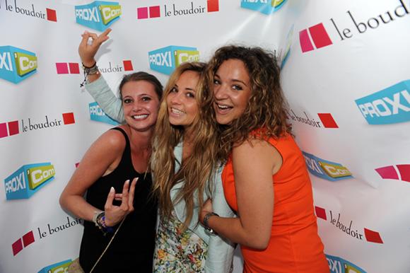 1. Pauline, Charlotte et Doryne