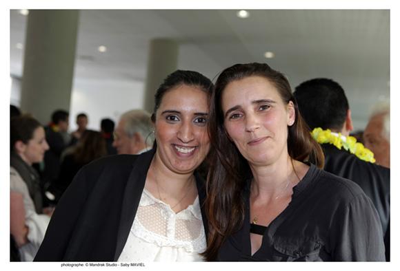 11. Lamia Messaoud et Valérie Mengoli (Idrac)