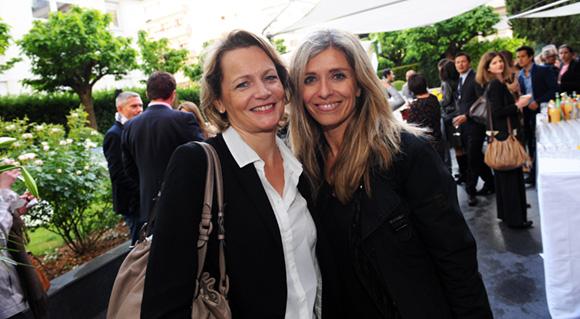 12. Laurence Barriere (Apave) et Françoise Neubert (Yachts de Lyon)